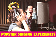 Popstar Singing Experiences
